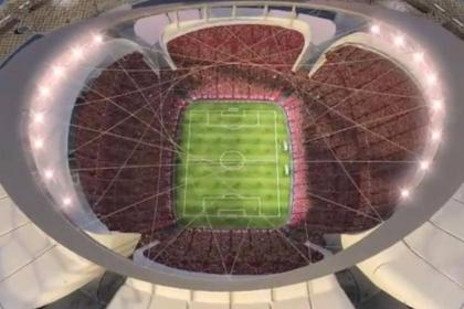 I progetti più spettacolari per i nuovi stadi di calcio: Immagine
